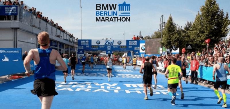 Abren proceso de inscripción para el Maratón de Berlín 2021