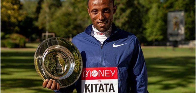 El Maratón de Londres tiene un vencedor: Shura Kitata