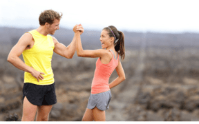 Cómo el running podría cambiar tu relación de pareja