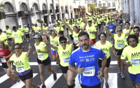 Maratón de Asunción el 15 de noviembre por Soy Maratonista