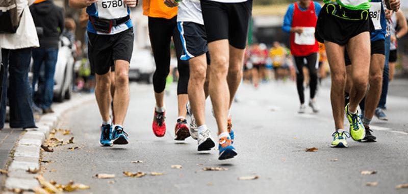 fisioterapia después de una carrera por Soy Maratonista
