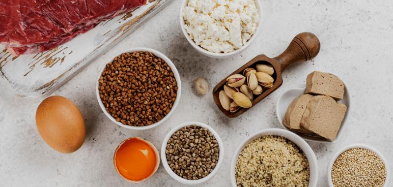 Los aminoácidos y los corredores