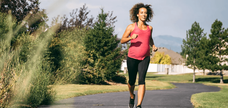 Embarazo y Correr