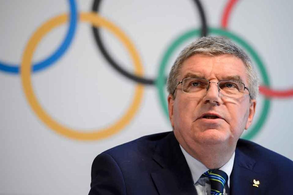Thomas Bach COI olimpiadas japon2020 Sappoko2021